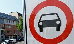 Stoccarda inizia a vietare l'accesso ai vecchi diesel nel 2019