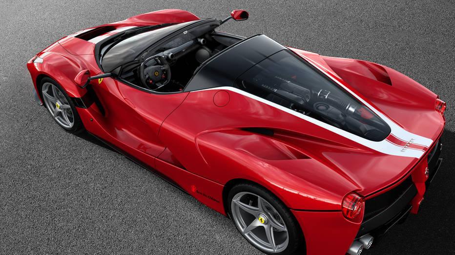 Ferrari sta lavorando a un motore ibrido a quattro cilindri?