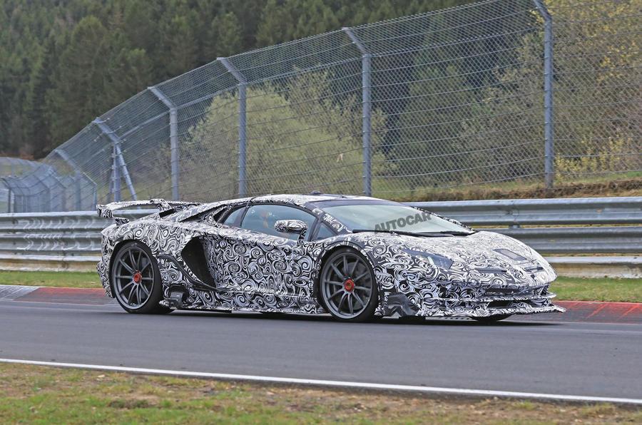 Lamborghini Aventador SVJ confermata come nuovo detentore del record del giro al Ring