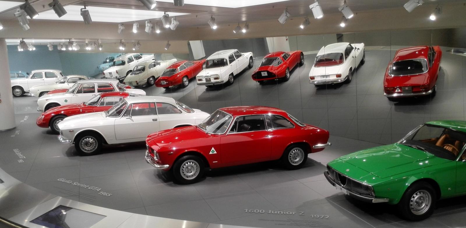 Alfa Romeo: a Legnano dal 23 settembre in mostra la Storia del Biscione