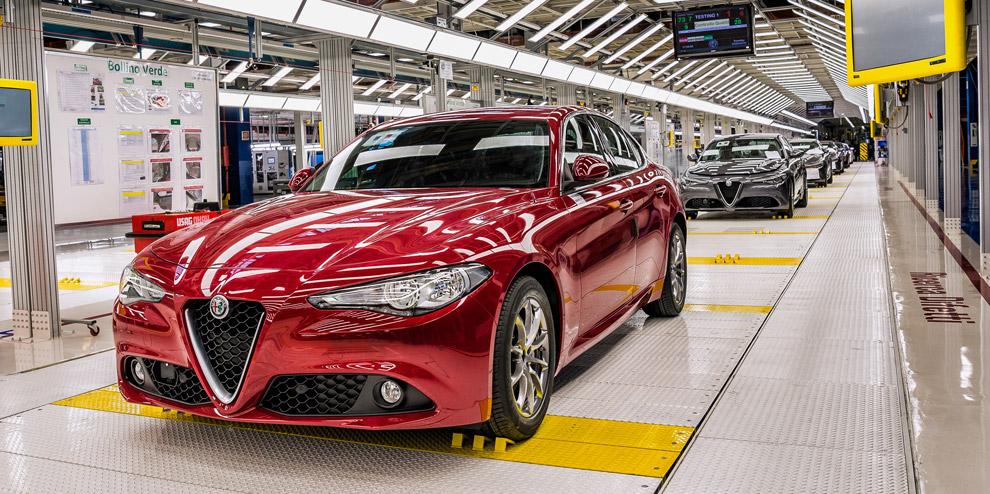 Alfa Romeo Cassino