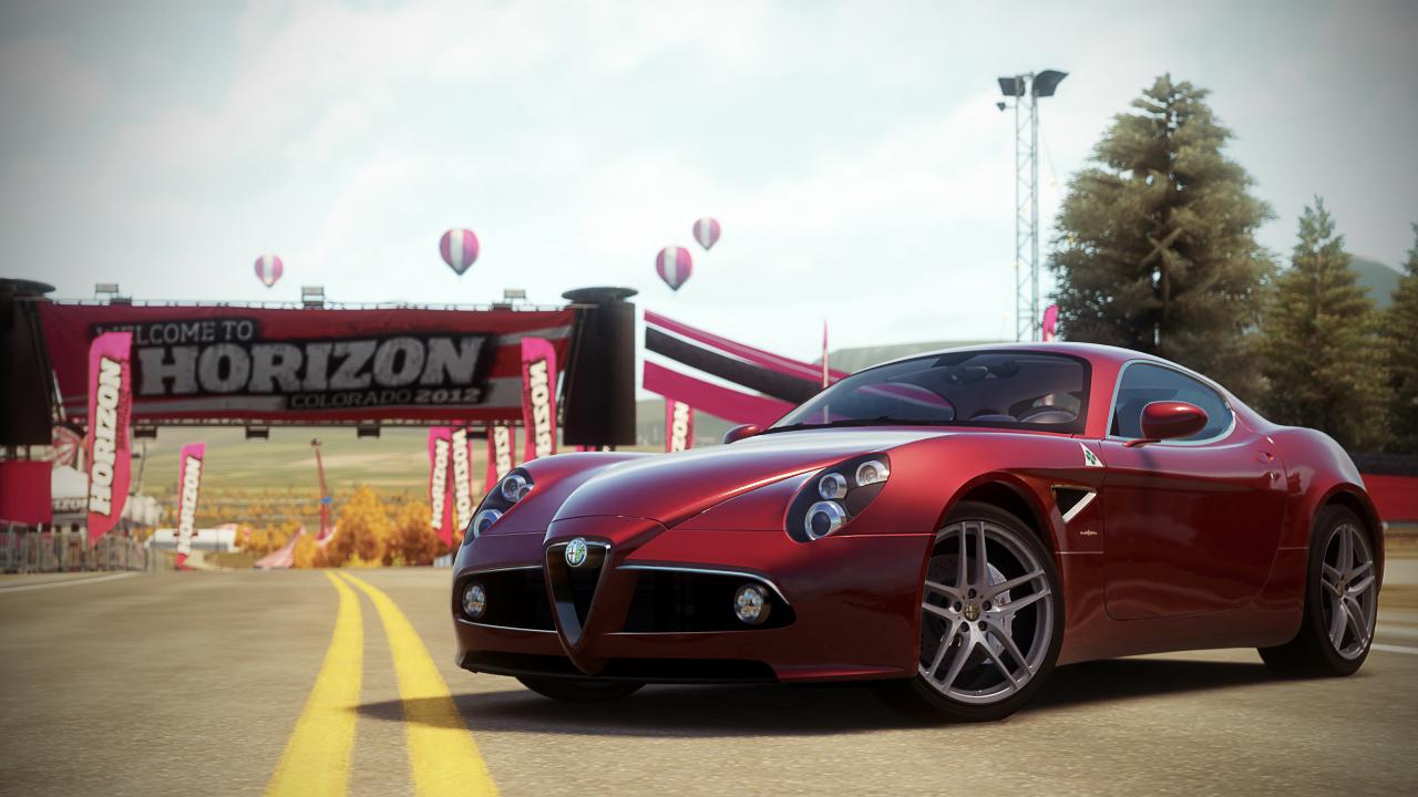 Alfa Romeo protagonista di Forza Horizon 4: ecco le auto presenti nel videogioco