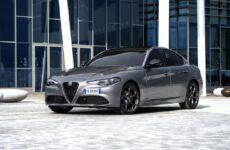 Alfa Romeo Giulia B-Tech