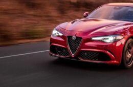 Alfa Romeo Giulia Richiamo incendio