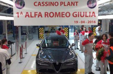 Prima Alfa Giulia