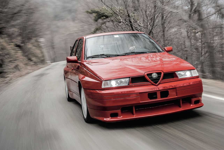 Alfa Romeo 155 GTA Stradale del 1993: l'unico esemplare esistente sarà messo all'asta il 27 ottobre