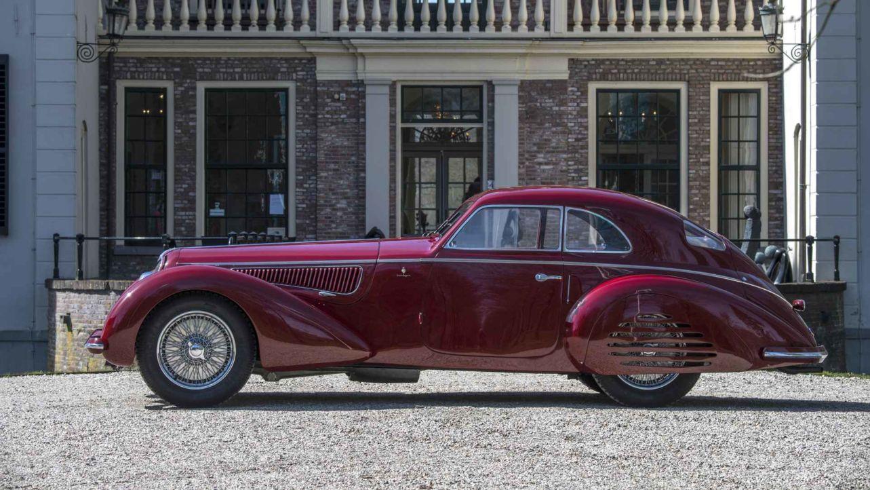 Alfa Romeo: ecco l'esemplare che potrebbe essere venduto a 22 milioni di euro?