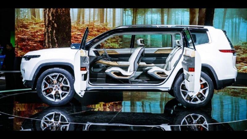 Fiat Chrysler Suv