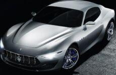 Maserati Alfieri avrà un'accelerazione da 0 a 100 km/h in 2 secondi
