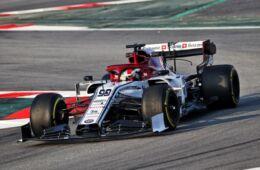 "F1, Antonio Giovinazzi: ""L'Alfa Romeo è una macchina nata bene"""