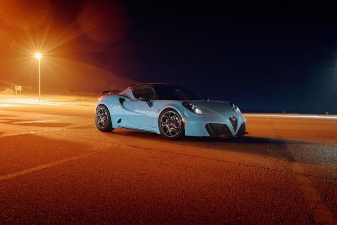 Alfa Romeo 4C Zeus: sfiora i 300 km/h