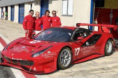 io e Stefano conosciamo bene la vettura, il test di oggi ha una valenza soprattutto per Jacques, che ho visto davvero bene al volante staccando tempi di rilievo. Con lui ci conosciamo dai tempi della Formula 1, sono convinto che con Stefano costituiremo un bell'equipaggio