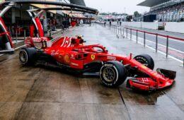 Mission WinNow accusata di pubblicizzare prodotti con tabacco sulla Ferrari