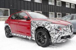 Alfa Romeo Stelvio restyling: dal 2020 nuovi motori e design