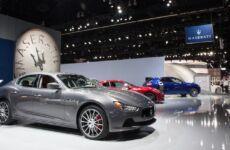 Maserati: le vendite sono diminuite