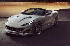 Ferrari Portofino: 3 kit performance by Novitec