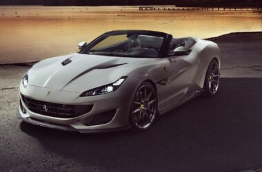 Ferrari Portofino: 3 kit performance by Novitec