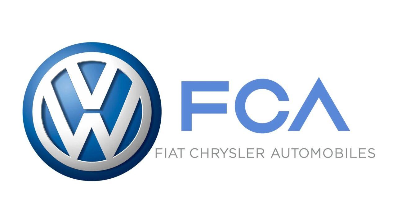 Volkswagen e Fiat Chrysler