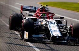 F1, GP Australia 2019: l' Alfa Romeo è veloce