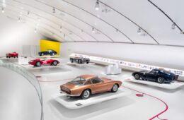 """Ferrari: la mostra """"Capolavori senza tempo"""""""