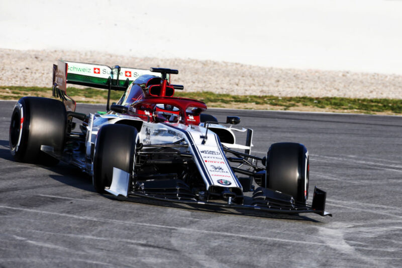 Bahrain, Alfa Romeo Racing: intervista a Raikkonen e Giovinazzi