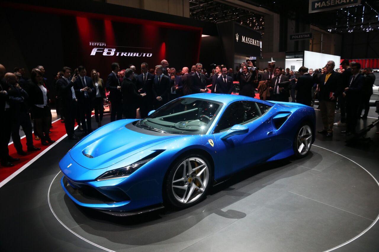 Ferrari: 5 modelli in arrivo entro la fine del 2019