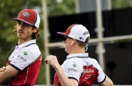 Alfa Romeo: il boss del team elogia la gara di Giovinazzi a Monza
