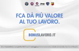 Bonus Lavoro: la proposta di FCA per le imprese