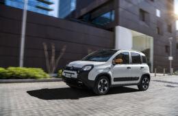 Fiat Panda con 50 GB di internet al mese