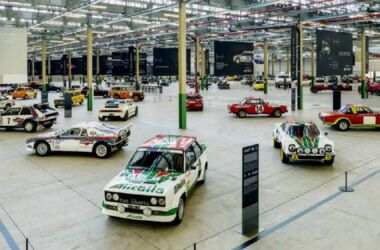 Heritage HUB: la storia di Fiat, Lancia e Alfa Romeo con 250 vetture