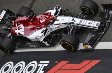 """F1, GP Cina, Raikkonen: """"Peccato per il calo di grip"""""""