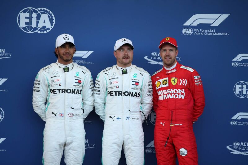 """Wolff: """"La Ferrari ha sofferto il doppio smacco"""""""