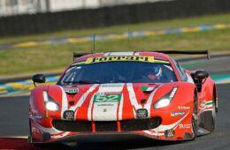 Risi: Derani guiderà la Ferrari nella 24 Ore di Le Mans