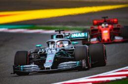 """Hamilton: """"La Ferrari non ha raggiunto il vero potenziale"""""""