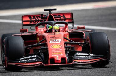 """Mick Schumacher: """"la Ferrari sembra avere oltre 1000 cavalli"""""""