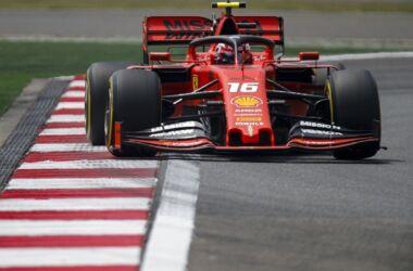 Ferrari: sostituite alcune parti elettroniche del motore dopo il problema di Leclerc in Bahrain