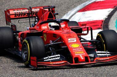 F1, GP Cina: Vettel il più veloce nelle prime libere con le gomme più dure
