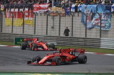 """Sebastian Vettel: """"La priorità ricade sulla squadra e non sul pilota"""""""