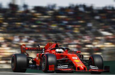 """Vettel, GP Cina: """"Il distacco dalla Mercedes è troppo grande"""""""