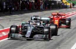 Hamilton: un anno fa ha discusso la possibilità di un contratto in Ferrari