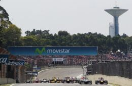 Addio GP Brasile ad Interlagos: Vettel scioccato