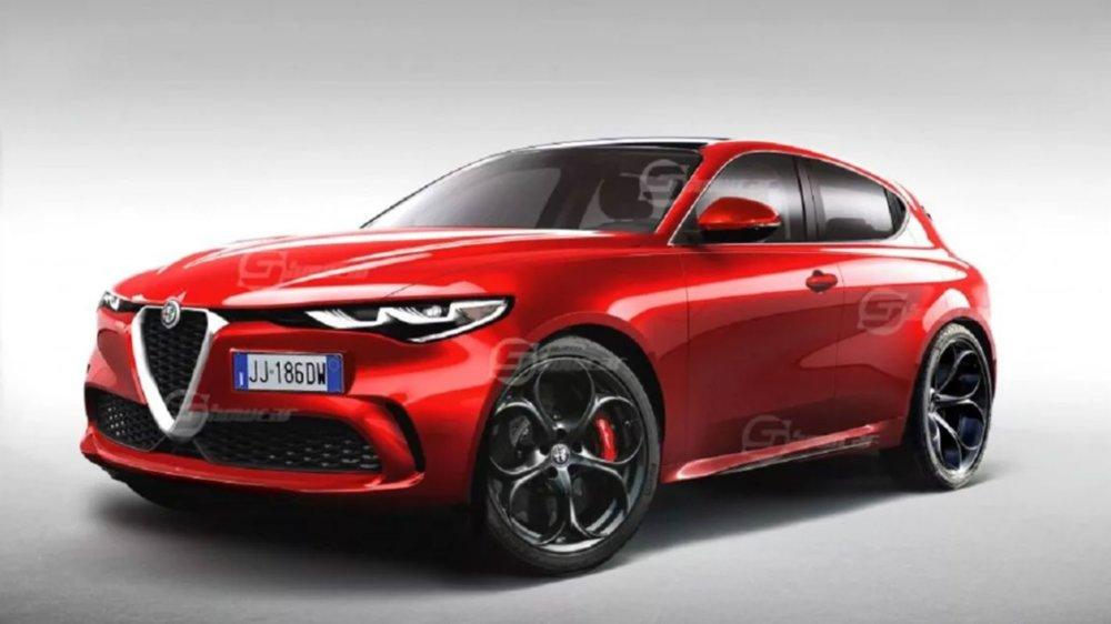 Nuova Alfa Romeo Giulietta: ecco i render della nuova generazione