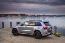 Anteprima Jeep Grand Cherokee 2020