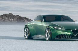 Alfa Romeo Zagato: se il render diventasse realtà?