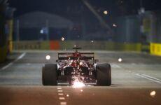 GP Singapore: il sabato dell'Alfa Romeo Racing