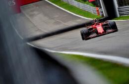 GP Italia: le prove libere del venerdì per la Ferrari