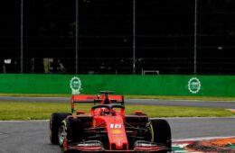 La Ferrari ha confermato che utilizzerà il suo terzo motore durante il Gran Premio d'Italia di questo fine settimana