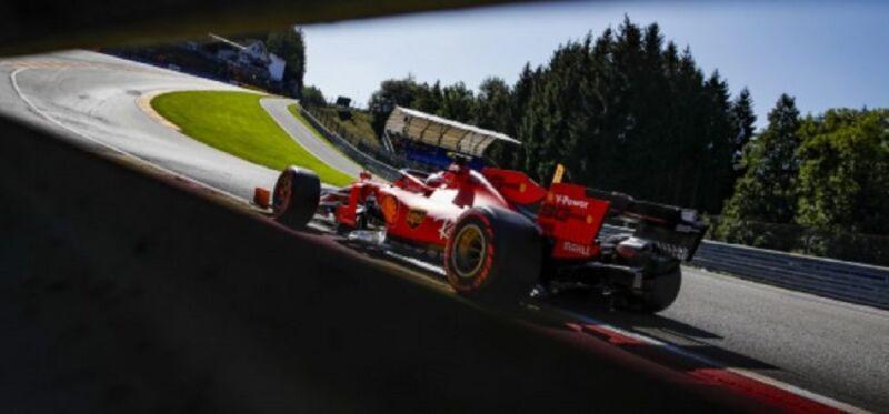 """Leclerc: """"Non ci sono stati flashback a Spa"""""""