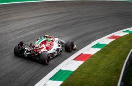GP Italia: le prove libere in Alfa Romeo Racing