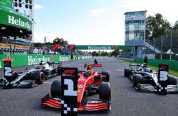 """Hamilton: """"La Ferrari ha eliminato tutti in qualifica"""""""